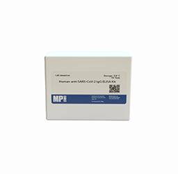 Human anti-SARS-CoV-2 IgG ELISA Kit, 96 Tests