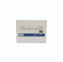 Human anti-SARS-CoV-2 IgM ELISA Kit, 96 Tests