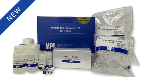 MagBeads™ FastDNA kit for Feces, 50 preps