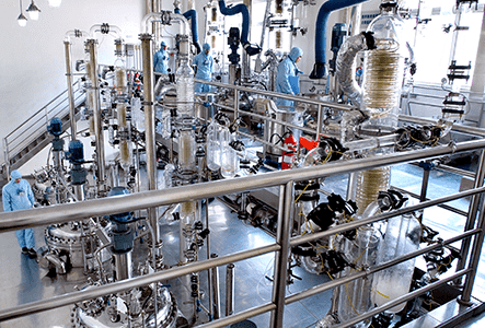Experts in Scaling Up Multi-Step Organic Synthesis